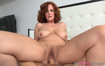Talk With Step-Mom Part 2 2160p - My Pervy Family - Andi James