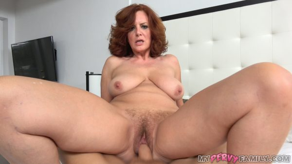 Talk With Step-Mom Part 2 2160p – My Pervy Family – Andi James