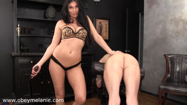Foot Fetish Disciplinarian 1080p – Obey Melanie