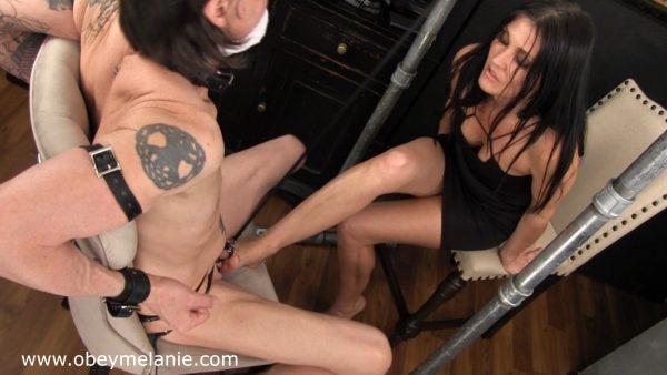 My feet are cruel 1080p – Obey Melanie