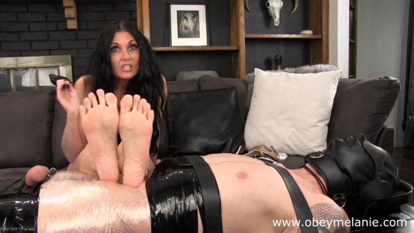 Sensory Deprivation Training 1080p – Obey Melanie