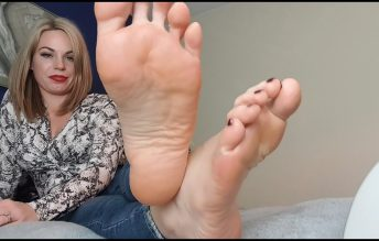 I Have Missed You, Worship My Feet 1080p - Queengf90