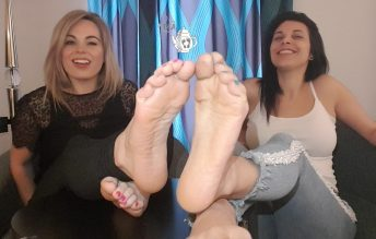 A Smelly, Sweaty Feet JOI 2160p - T.E.A Society