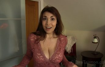 Are You Turned On by the Idea of Our Step-Son Wanting My Tits and More 1080p - Tara Tainton
