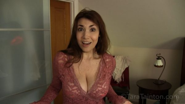 Are You Turned On by the Idea of Our Step-Son Wanting My Tits and More 1080p – Tara Tainton
