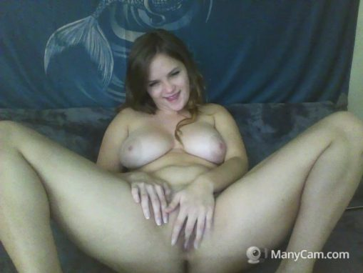 Giving My Teen Pussy Multiple Orgasms – Tiny Tempest