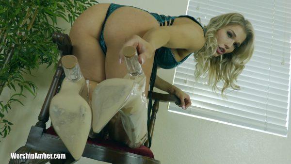 Stiletto Snob Turns Chunk Heel Chump 1080p – Worship Amber