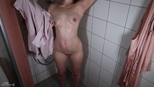 My First Teen Shower Masturbation Video 1080p – xMimily