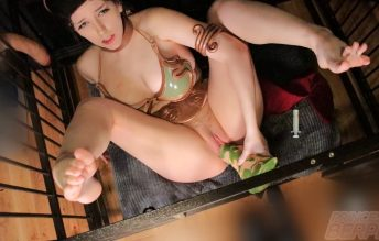 MVAwards Exclusive - Slave Leia vs Jabba 1080p - Princess Berpl