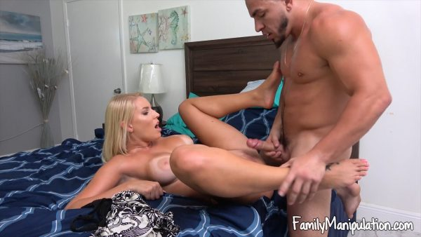 You Don't Need A Blow-Up-Doll, Mommy Is Here 1080p – Family Manipulation – Vanessa Cage