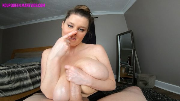 Handjob And Titfuck From Your Pignosed Stepmom 1080p – KCupQueen
