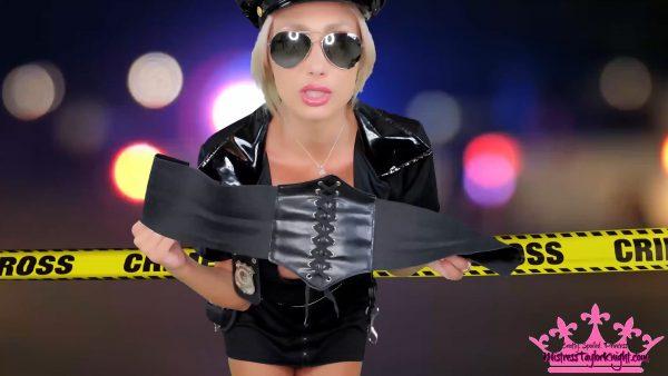 Corona Cum Patrol – Quarantine Cum Eating Instruction 2160p – Mistress Taylor Knight