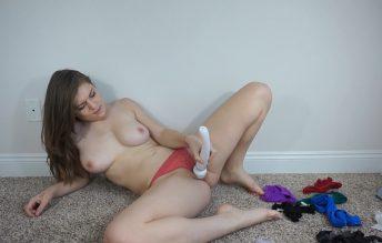 Cumming in Panties You Bought 2 - CallieCravesYou
