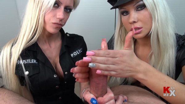 K the Police Fetish 1080p – Daniela Hansson, Jordan