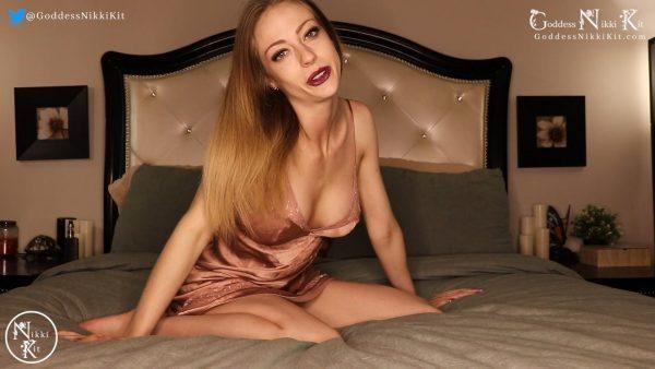 Teasing My Locked Chastity Pet 1080p – Goddess Nikki Kit