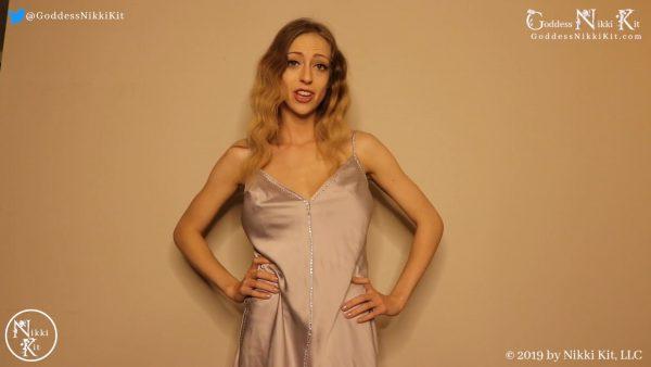 You Don't Deserve Women 1080p – Goddess Nikki Kit
