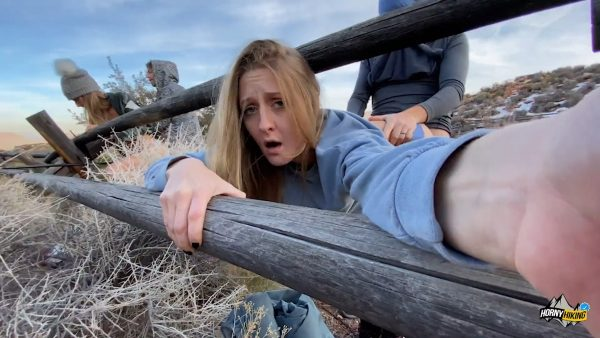 Two Sexy Amateur Couples Fuck On Hike – POV 1080p – Horny Hiking ft. Sparksgowild