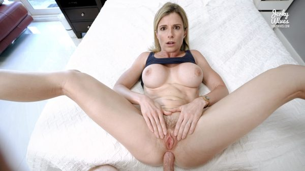 Forever Stuck 1080p – Jerky Wives – Cory Chase