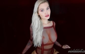 Obey My Lips 1080p - Worship Violet Doll