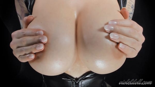 Tit Addicts Always Pay 1080p – Worship Violet Doll