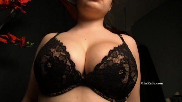 Miss Kelle Martina – The Boobie Trap