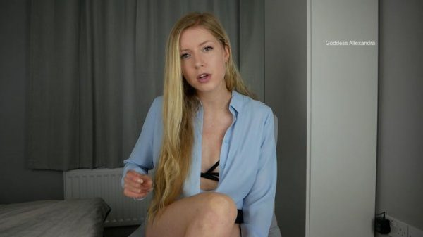 Goddess Allexandra – Sex Therapy-Fantasy