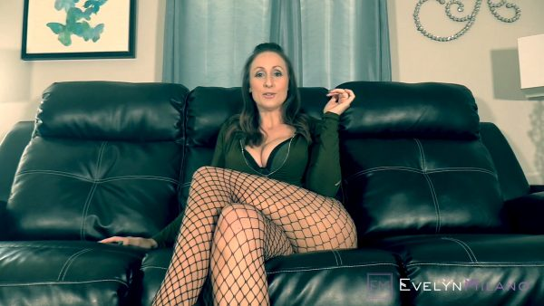 Vicarious Loser Jerking 1080p – Evelyn Milano