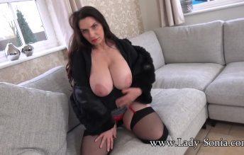 Josephine James Big Tit Milf Obsession 1080p - Lady Sonia