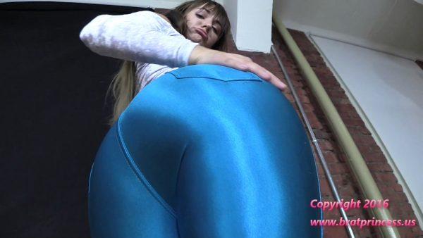 Brat Princess – Charlotte – Shiny Pants Ass Addict