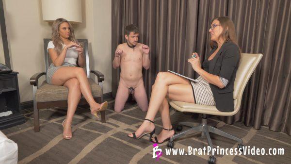 Brat Princess – Nika Venom  Sadie Holmes – Nika Venom brings her Mutt to Arbitration