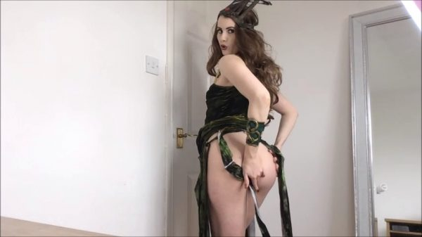 Brook Logan – Medusa Goddess Strip And Jerk