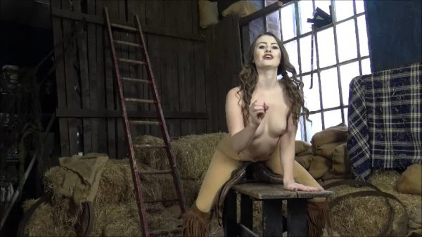 Brook Logan – Your Hot Stable Girl Sister