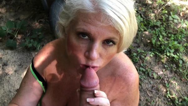 PaintedRose – Mommys Boy Mows Her Lawn. Bj. Fuck