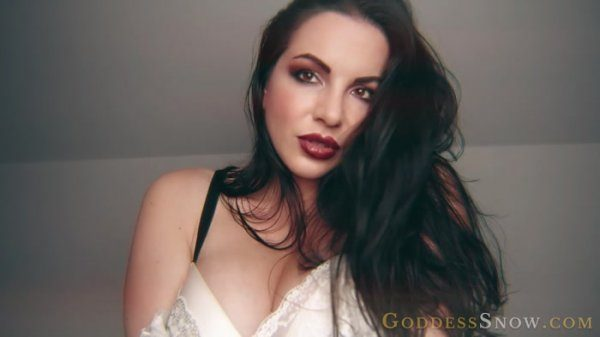 Goddess Alexandra Snow – Quick Induction Trigger