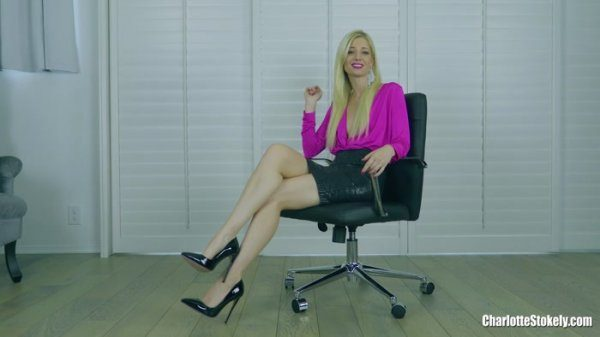 Charlotte Stokely – Banker And The Wanker