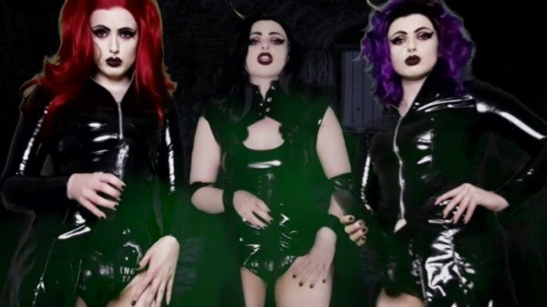 Empress Poison – Demonic Sissy Slayer – Part Four