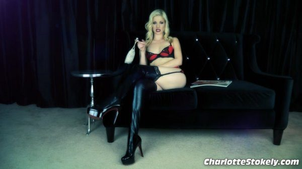 Charlotte Stokely – Girl Talk In Chastity