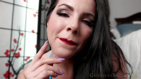 Goddess Alexandra Snow – Jizz Slurper