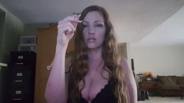 Goddess Bribri – First time Mesmerism from your Master