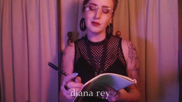 Lady Diana Rey – Devious Domme Therapy