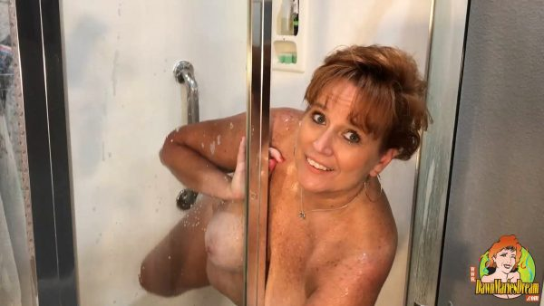 Dawn Marie – Soaped Up in the Shower
