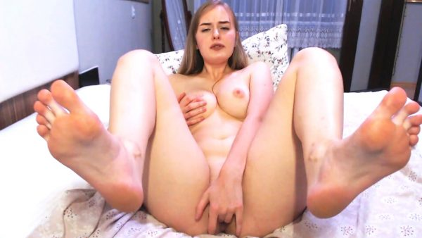 HotCumChallenge – Joi Foot Fetish Masturbating Pov