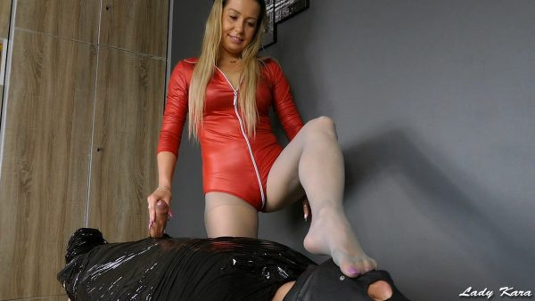 Lady Kara – 100 Percent Controlling Orgasm To The Breaking Point