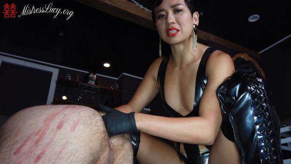 Mistress Lucy Khan – Anal Training Camp