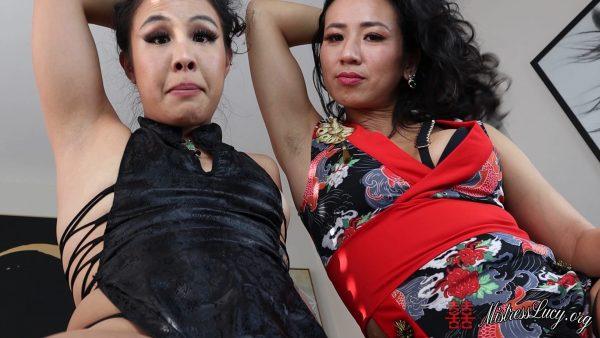 Mistress Lucy Khan – Asian Supremacy Pov- Downsized 4