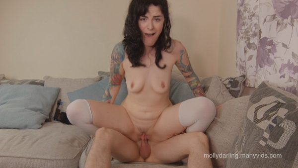 Molly Darling – Daddys Girl Turned Filthy Anal Slut
