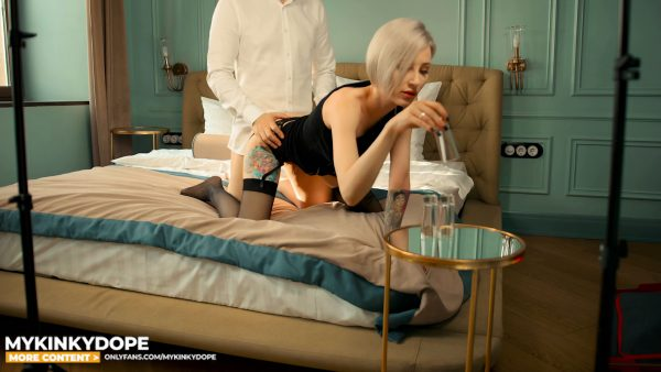 MyKinkyDope – Brother Plays Cruel Games With His Sister