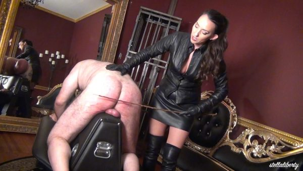 Stella Liberty – Heavy Dungeon Caning