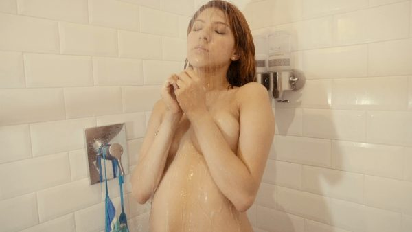 ABDoll – Taking A Shower Playing With The Glass