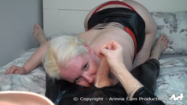 Arinna Cum – The Tryouts Nr 6 2